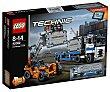 Juego de construcciones con 631 piezas Depósito de contenedores, Technic 42062 lego  LEGO