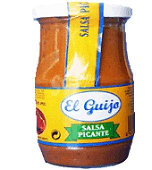 El Guijo Salsa picante 180 g