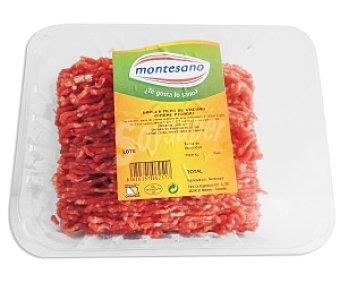 Montesano Preparado Carne Molida de Ternera 400 Gramos