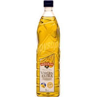Mueloliva Aceite virgen extra Botella 1 litro