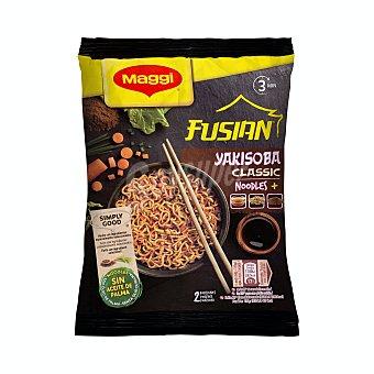 Maggi Fideos orientales Yakisoba noodles Classic Maggi Fusian 120 g