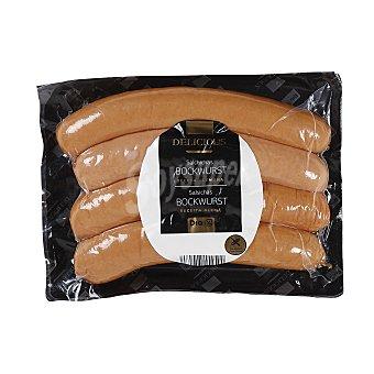 DIA Delicious Salchichas bockwurst Envase 135 gr