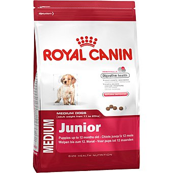 Royal Canin Medium junior pienso para perros junior de razas medianas -12 meses bolsa 15 kg 11-25 kg