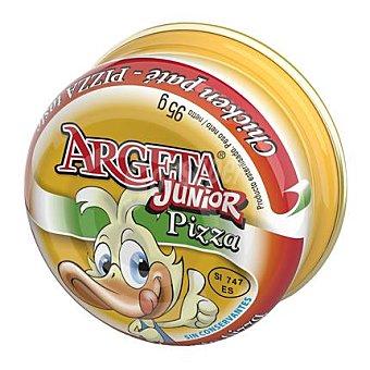 Argeta Pate de pollo sabor pizza 95 g
