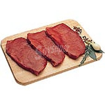 Vaca bistec de 1ª A peso aproximado bandeja 500 g 2-3 unidades