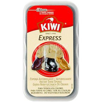Kiwi Esponja Autobrillante Envase 1 ud