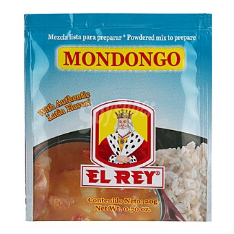 El Rey Mezcla lista para preparar Mondongo 20 g