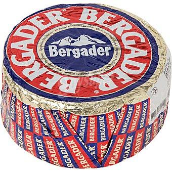 Bergader Queso azul alemán peso aproximado pieza 2,4 kg