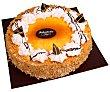 Tarta congelada de con nata y yema 1100 g San marcos