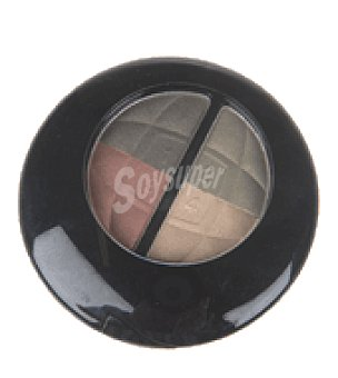 Astor Sombra de ojos quattro de colores intensos de larga duración nº320 1 ud