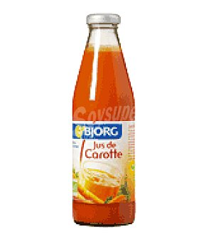 Bjorg Zumo de zanahoria 1 botella de 750 ml