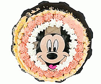 PASTELERIA Tarta Mickey de Nata y Trufa 550g