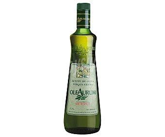 OLEAURUM Aceite de oliva virgen extra D.O. Siurana  Botella de 750 ml