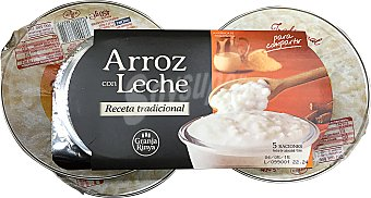Granja rinya Arroz con leche 2 unidades de 225 g