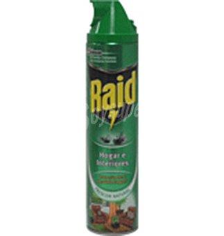 Raid Insecticida hogar y Planta 600 ml