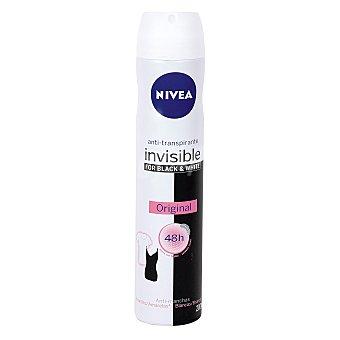 Nivea Desodorante Invisible For Black & White - Anti-transpirante 200 ml