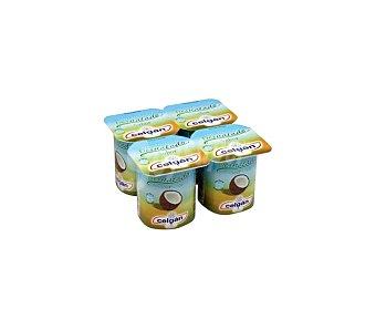Celgan Yogur coco Pack de 4x125 g
