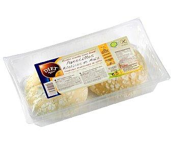 Diet Rádisson Panecillos rústicos dietéticos de maíz, sin gluten diet-radisson 210 g