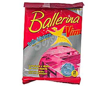 Ballerina Bayeta advance Pack 2 unid