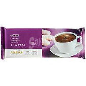 Eroski Chocolate a la taza Tableta 300 g
