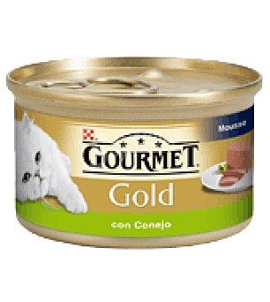 Gourmet Purina Gourmet latitas mousse conejo Lata de 85 grs