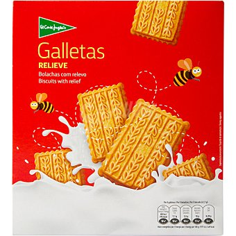 ALIADA Galleta con relieve estuche de 700 g