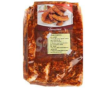 Hemosa Tocineta adobada, sin gluten y especial para hacer torreznos 450 Gramos Aproximados