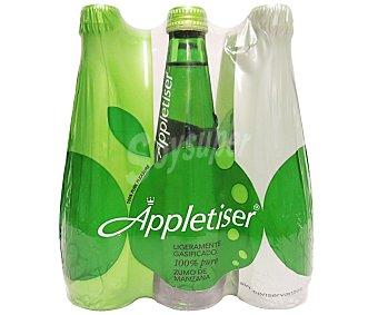 Libby's Appletiser - zumo de manzana Pack 6 Unidades de 27,5 Centilitros