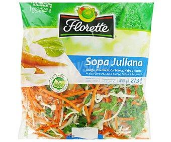 Florette Sopa Juliana Bolsa 400 g