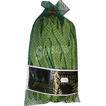 Judía verde ancha formato ahorro bolsa 1 kg
