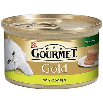 Gourmet Purina Conejo y caza Gold Lata 85 g