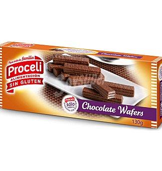 Proceli Galletas wafers choco 130 GRS