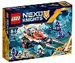 Juego de construcciones con 216 piezas Doble lanza justiciera de Lance, Nexo Knihts 70348 lego Nexo Knights 70348  LEGO