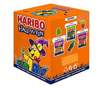 HARIBO HALLOWEEN Gominolas blandas Pack 3 uds 75 g