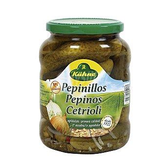 Kühne Pepinillos Tarro 360 g (peso escurrido)