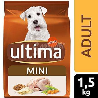 Ultima Affinity Alimento para perros mini Bolsa 1,5 kg