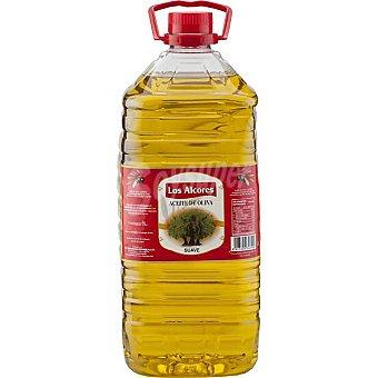 LOS ALCORES Aceite de oliva suave bidon 5 l