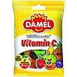 Frutitas vitamina C Bolsa 150 g Damel