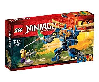 LEGO Juego de construcción Robot eléctrico articulado, 153 piezas, modelo 70754 Ninjago 1 unidad