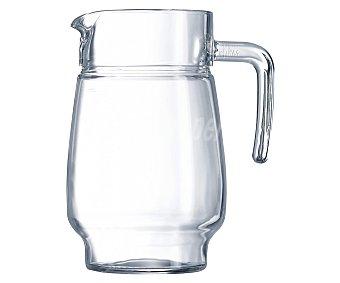 ARCOROC Jarra clásica para agua modelo Tivoli, con capacidad de 2.3 litros y fabricada en vidrio 1 Unidad