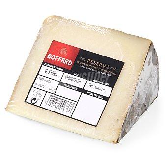 Boffard Queso puro de oveja graso reserva cuña 1/8, 375 G 375.0 g. aprox