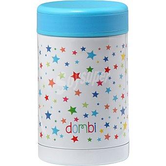 Dombi Termo para solidos con dibujos de estrellas 500 ml