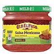 Salsa mejicana (suave) Tarro 312 g Old El Paso