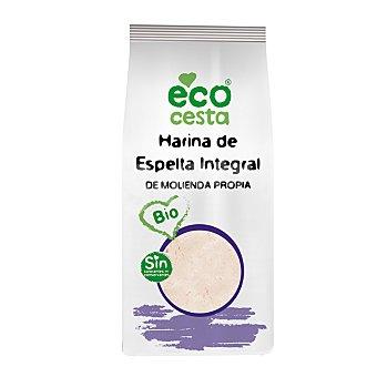 Ecocesta Harina de espelta integral bio 500 g