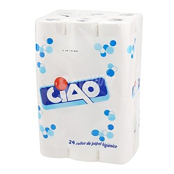 Ciao Papel higiénico 24 ud