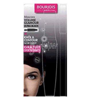 Bourjois Máscara de pestañas volúme glamour ultra black 1 ud