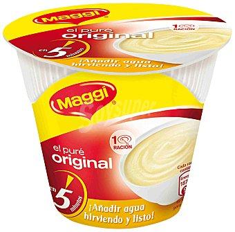 Maggi Puré de patata 1 ración Envase de 50 g