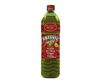 Urzante Aceite de oliva virgen extra 100 % Picual 1 l