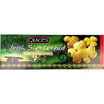 GRACE'S Irish Shortbread Galletas de mantequilla Paquete 135 g