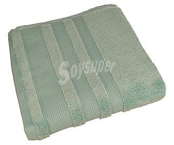 Actuel Toalla de lavabo color azul pastel 80% algodón, 600 gramos/metro² de densidad, 50x100 centímetros 1 unidad